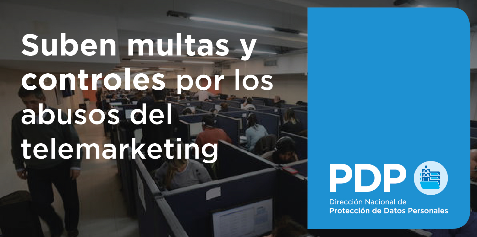 Suben multas y controles por los abusos del telemarketing
